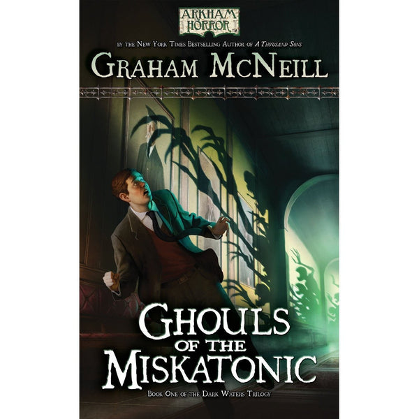 Arkham Horror: Ghouls of the Miskatonic Paperback