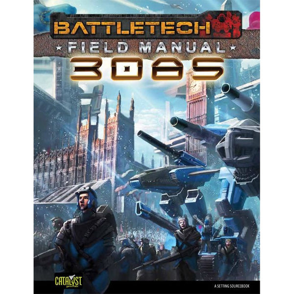 BattleTech: Field Manual 3085