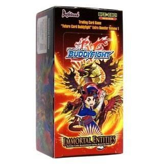 Future Card Buddyfight TCG: Immortal Entities Extra Booster Volume 1 Display (15)