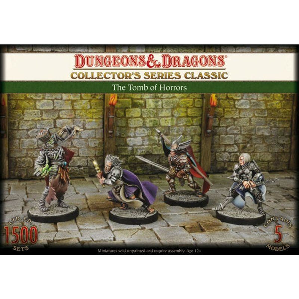 Dungeons and Dragons: Tomb of Horrors
