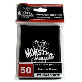 Dp: Monster Logo Bk (50)