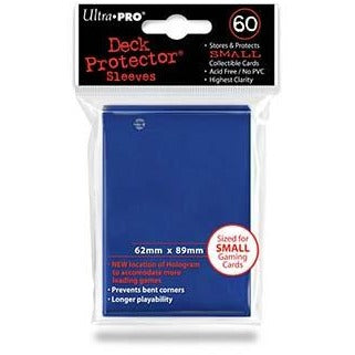 Blue Small Size Deck Protector Display (10)