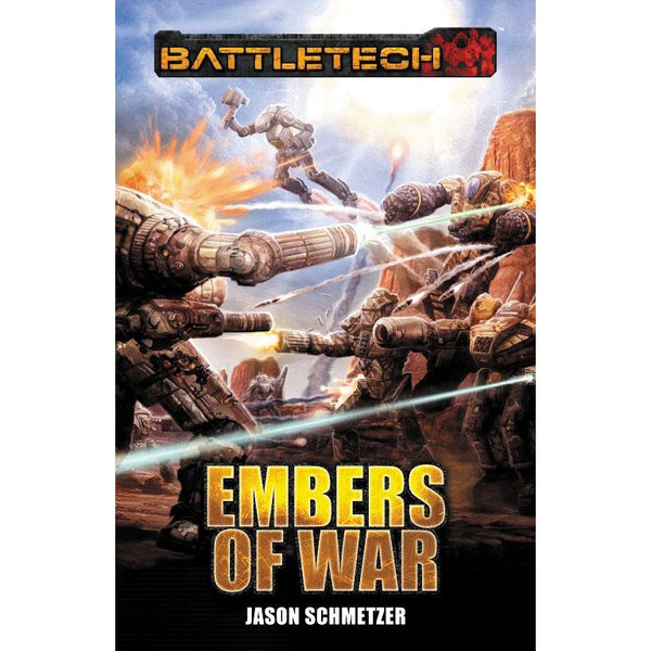 BattleTech: Embers of War PB