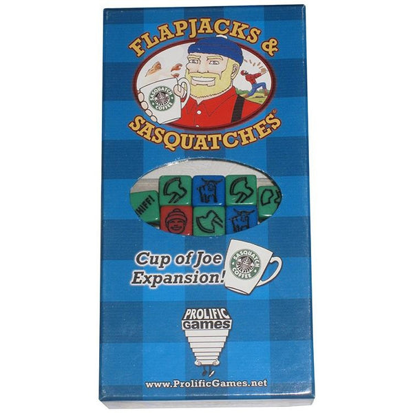 Flapjacks and Sasquatches: Cup of Joe Expansion