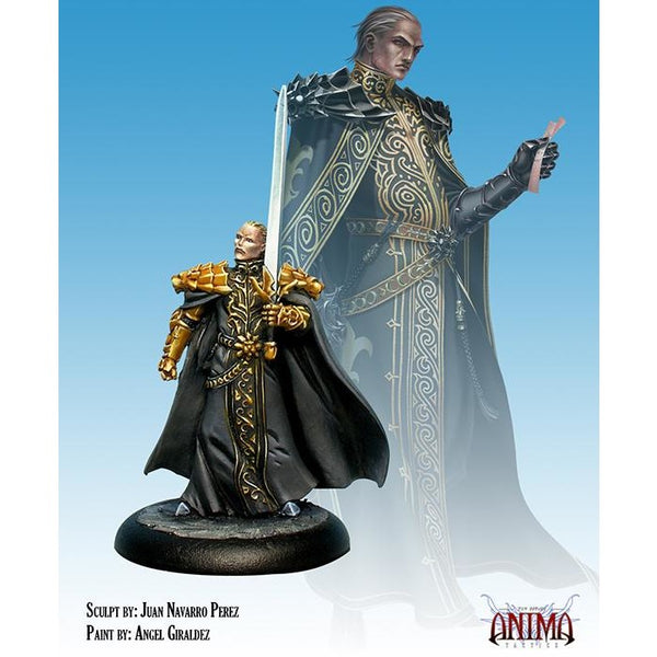 Anima Tactics: Dark Faction - Frederick Adler