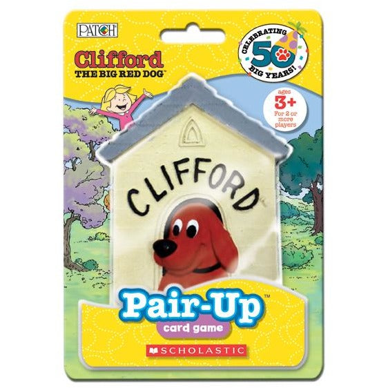 Clifford: Pair-Up Card Game