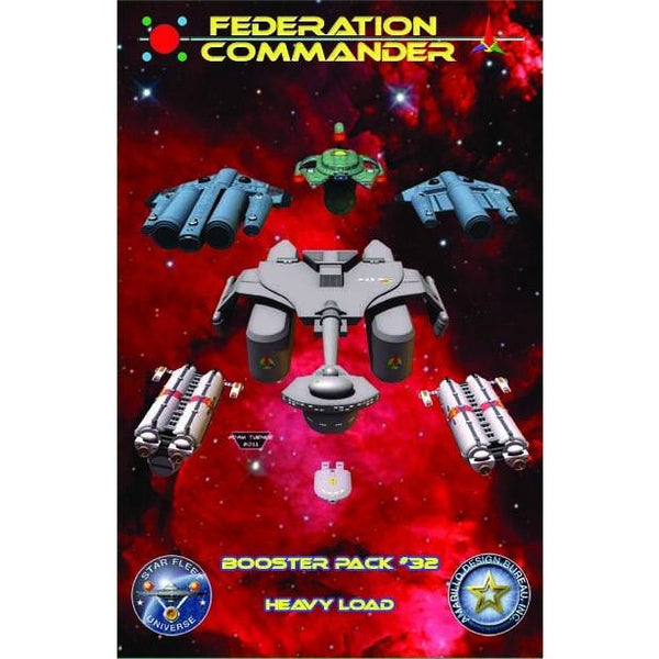 Federation Commander: Booster 32