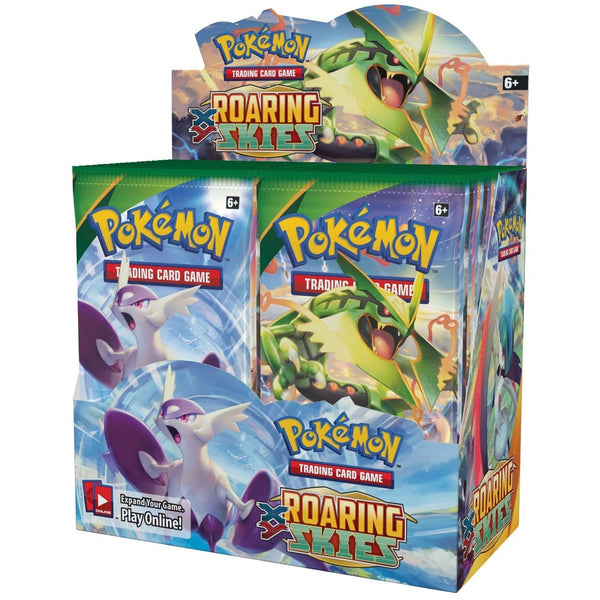 Pokemon TCG: XY Roaring Skies Booster Display (36)