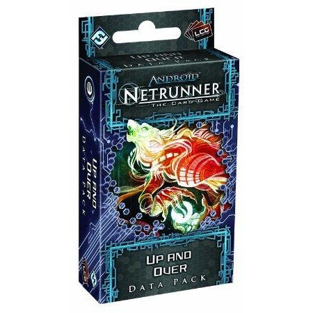 Android Netrunner LCG: Up and Over Data Pack