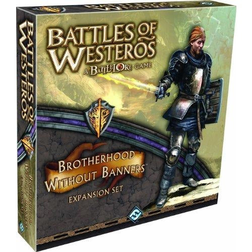 Battlelore: Battles of Westeros - Brotherhood Without Banners Expansion Set