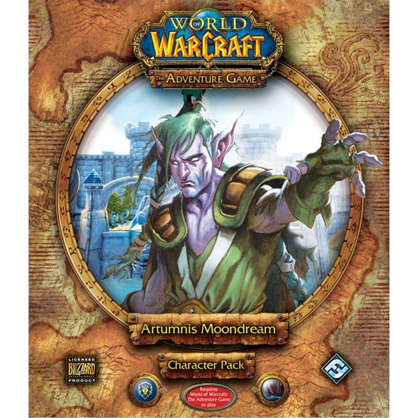 World of Warcraft Adventure Game: Artumnis Moondream Character Pack