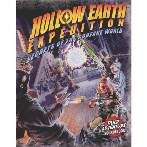 Hollow Earth Expedition RPG: Secrets of the Surface World