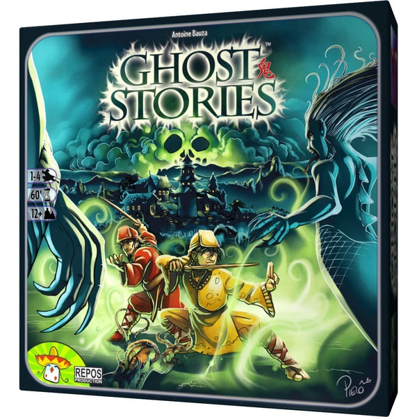 Ghost Stories: Board Game
