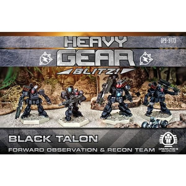 Black Talon Forward OB and Recon Team