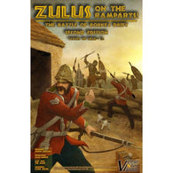 Zulus on the Ramparts! 2nd Edition Box