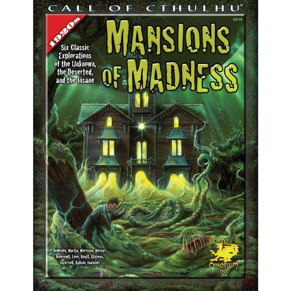 Call of Cthulhu: Mansions of Madness 2nd Edition
