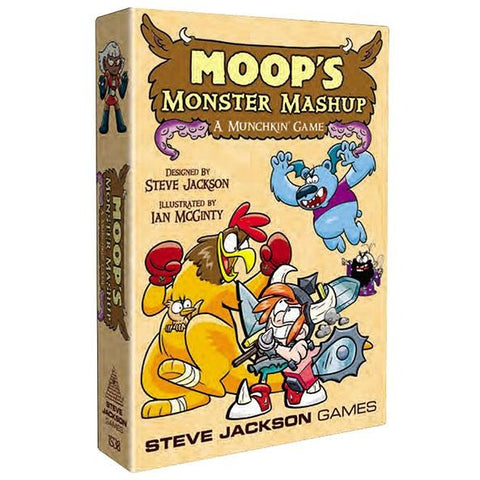 Munchkin: Moops Monster Mashup (stand alone and expansion)