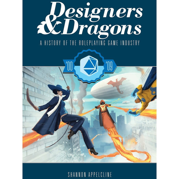 Designers and Dungeons: The 00's
