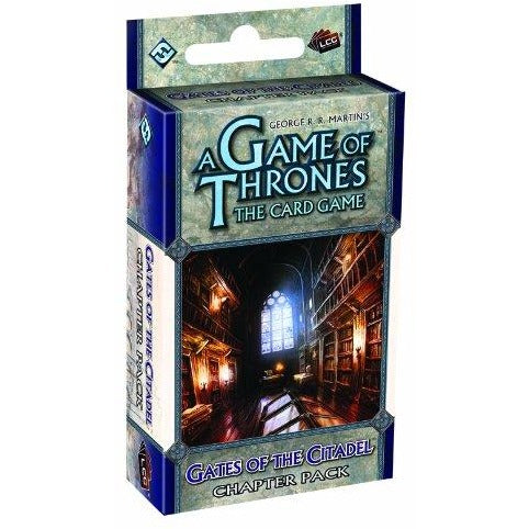 A Game of Thrones LCG: Gates of the Citadel Chapter Pack
