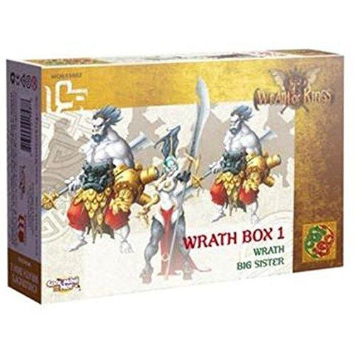 Wrath of Kings: House Shael - Wrath Unit Box
