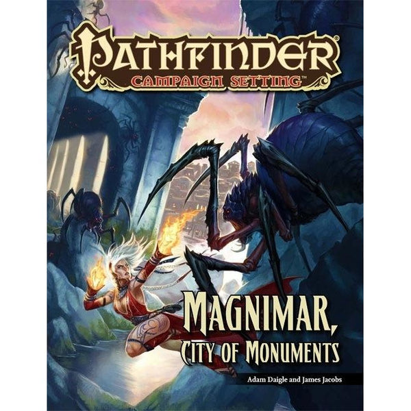 Pathfinder Campaign Setting: Magnimar - City of Monuments