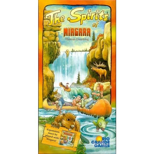 Niagara: Spirits Of Niagara Expansion