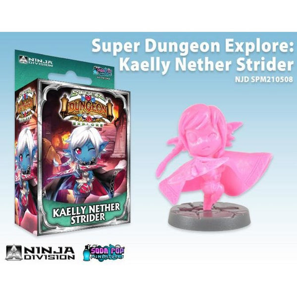 Super Dungeon Explore: Kaelly Nether Strider (Revised)
