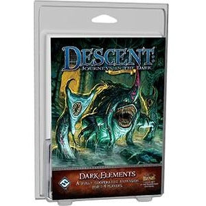 Descent 2nd Edition: Dark Elements