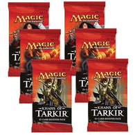 Magic the Gathering Bundle: 6 X Khans of Tarkir Booster Packs