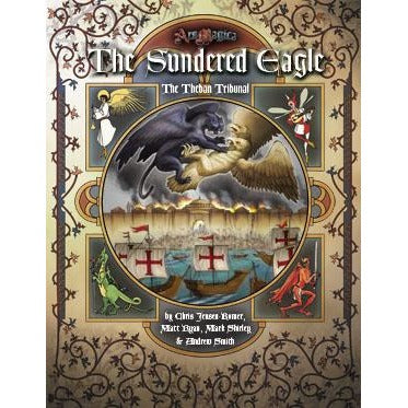 Ars Magica: The Sundered Eagle The Theban Tribunal Hardcover