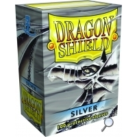 Dragon Shields: (100) Silver