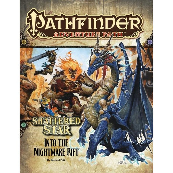 Pathfinder Adventure Path: Shattered Star Part 5 - Into the Nightmare Rift