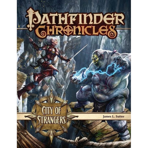Pathfinder Chronicles: City of Strangers