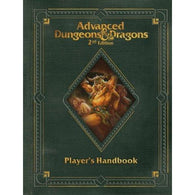 Advanced Dungeons and Dragons 2nd Edition: Premium Players Handbook Hardcover