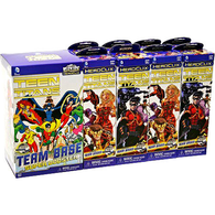 DC HeroClix: Teen Titans 9 Count Booster Brick