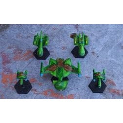 Starline 2400 Miniatures: Romulan Fleet Box