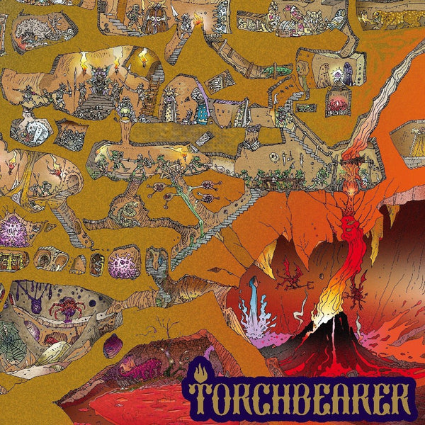 Burning Wheel: Torchbearer Gamemaster's Screen