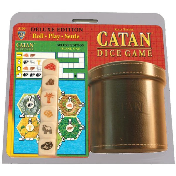 Settlers of Catan: Deluxe Dice Game