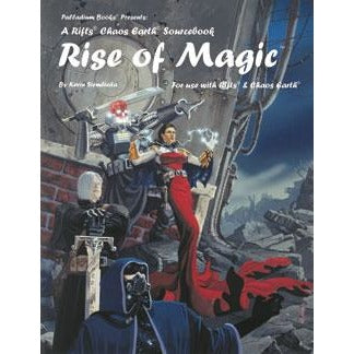 Rifts Chaos Earth: Rise of Magic