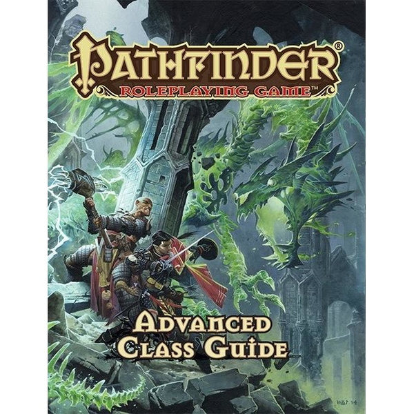Pathfinder: Advanced Class Guide Hardcover