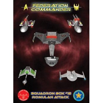 Federation Commander: Squadron Box 12