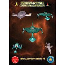 Federation Commander: Squadron Box 5