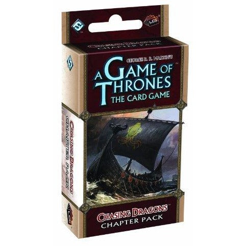 A Game of Thrones LCG: Chasing Dragons Chapter Pack