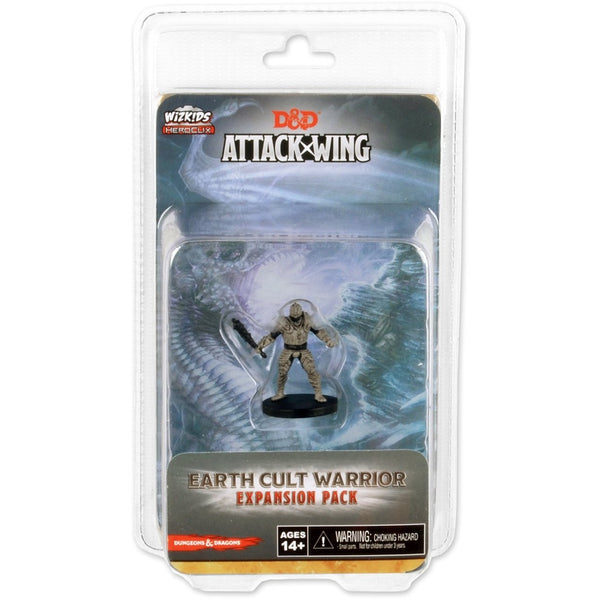 Dungeons and Dragons Attack Wing: Wave Seven Warrior Expansion Pack