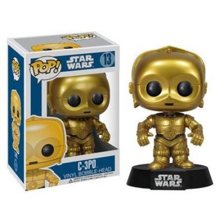 Pop! Star Wars: C3PO