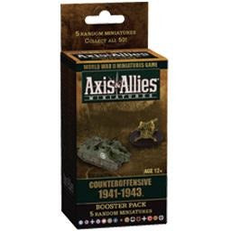 Axis and Allies CMG: Counter Offensive 1941-1943 Booster