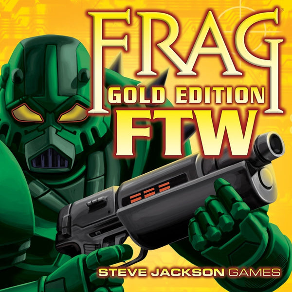 Frag: Gold Edition FTW