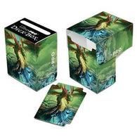 Artist Gallery Mauricio Herrera - Quetzalcoatl Dragon Full View Deck Box