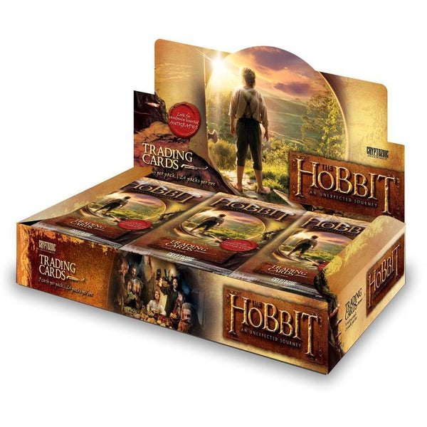 The Hobbit: An Unexpected Journey Trading Cards