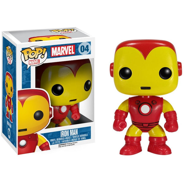POP! Marvel: Iron Man